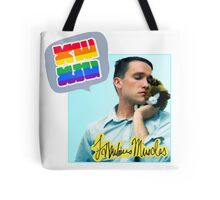 XIU XIU - FABULOUS MUSCLES Tote Bag