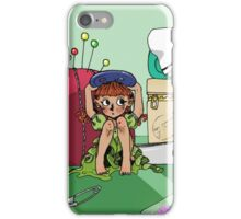Hide and--- iPhone Case/Skin