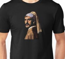 Frank Zappa - Girl with a Pearl Earring Unisex T-Shirt
