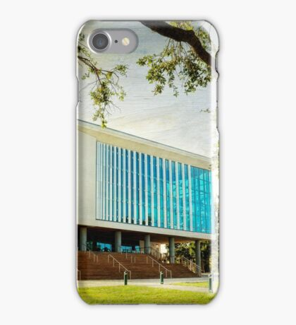 Biloxi Maritime and Seafood Industry Museum iPhone Case/Skin