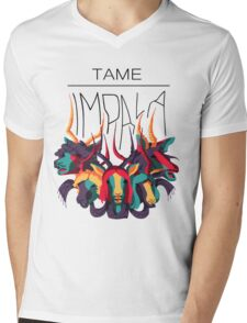 Tame Impala Mens V-Neck T-Shirt