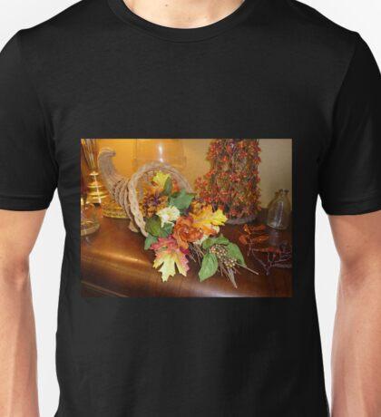 Thanksgiving Display Unisex T-Shirt