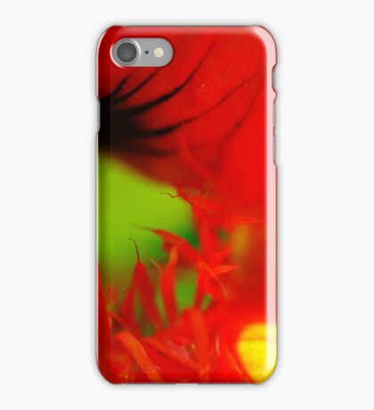 Waiting for bees iPhone Case/Skin
