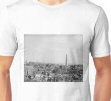 Vintage Photograph of Charlestown Massachusetts Unisex T-Shirt