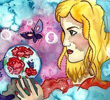 Hidden Garden by fairychamber