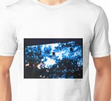 Waiting On The Darkness Color Unisex T-Shirt