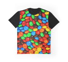 M&M's Pattern Graphic T-Shirt