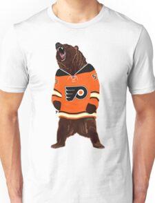 Flyers Ghost Bear Unisex T-Shirt