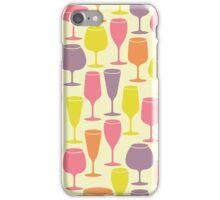 Simple wine iPhone Case/Skin