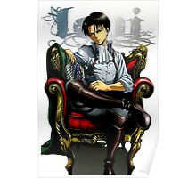 LEVI - SNK Poster