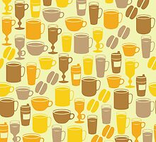 Simple coffee by Patternalized