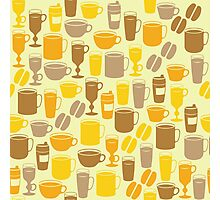 Simple coffee Photographic Print