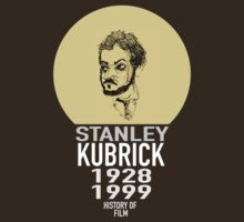 Stanley Kubrick  by TheMac