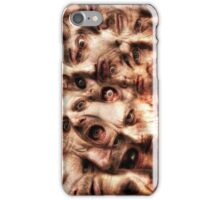 Grande Hideous II iPhone Case/Skin