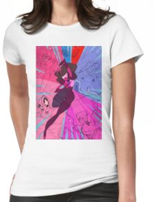 Garnet: Sapphire and Ruby Steven Universe Womens Fitted T-Shirt