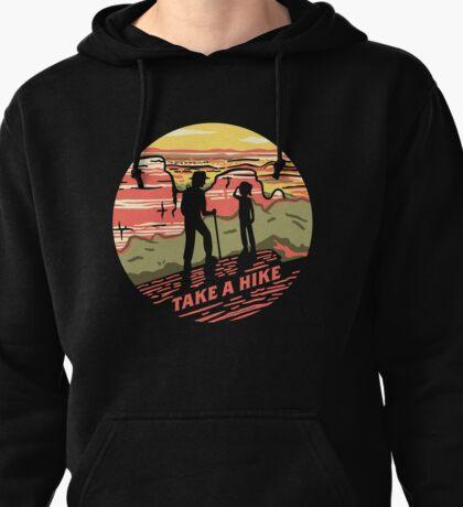 Take A Hike Pullover Hoodie