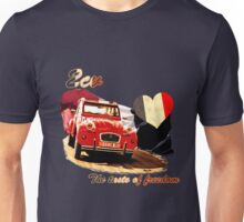 2cv the taste of freedom Unisex T-Shirt