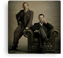 Abominable Bride Canvas Print