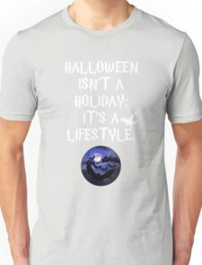 Halloween Make A Scene T-Shirt, Funny Saying Quote Gift Unisex T-Shirt