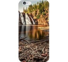 High Falls from the West Bank iPhone Case/Skin