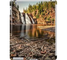 High Falls from the West Bank iPad Case/Skin