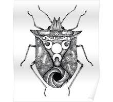 cosmic stink bug Poster