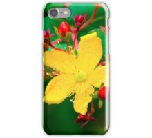 Yellow Blossom iPhone Case/Skin