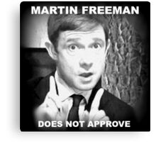 Martin Freeman Canvas Print