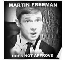 Martin Freeman Poster