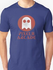 Pixel 8 Arcade Unisex T-Shirt