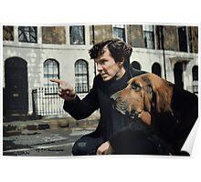Sherlock 3 Poster