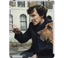 Sherlock 3 iPad Case/Skin
