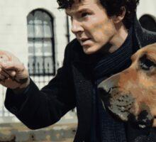 Sherlock 3 Sticker