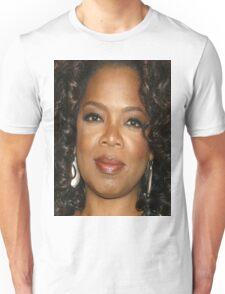 Oprah Close Up Unisex T-Shirt