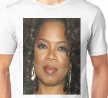 Oprah Close Up Unisex T-Shirt