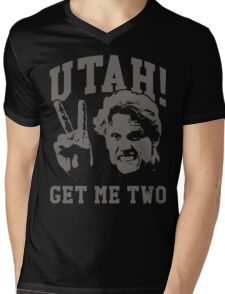 Utah Get Me Two Mens V-Neck T-Shirt