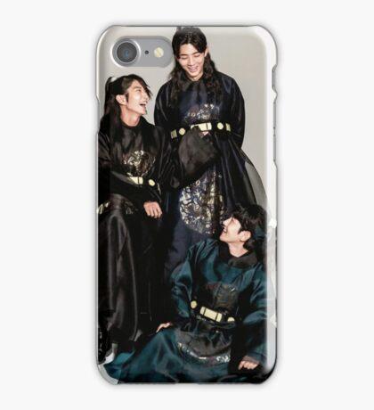 Scarlet Heart Ryeo Wang Eun, Wang Jung, + Wang So iPhone Case/Skin