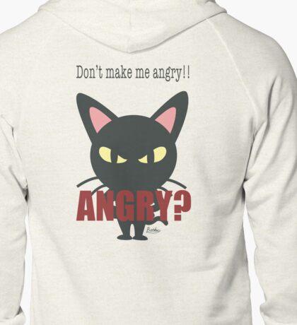 Angry Whim Zipped Hoodie