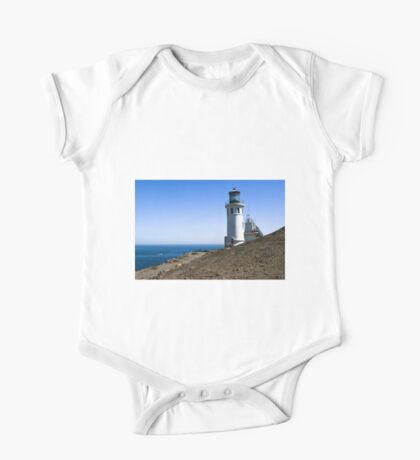 Anacapa Island Light, Channel Islands National Park, California One Piece - Short Sleeve