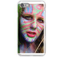 jungle kring iPhone Case/Skin
