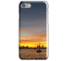 Sunset Place Miami iPhone Case/Skin