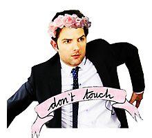 Ben Wyatt - Don't Touch Photographic Print