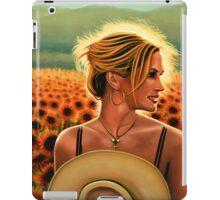 Julia Roberts Painting iPad Case/Skin