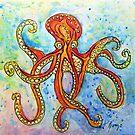 Octopus by Robin Monroe