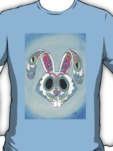 Skull Candy Easter Bunny Sugar Skull T-Shirt