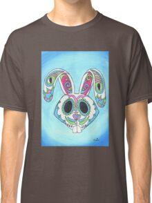Skull Candy Easter Bunny Sugar Skull Classic T-Shirt