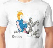 Plot Bunny - Religious Unisex T-Shirt