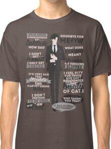 Jumin Quotes Classic T-Shirt