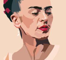 Frida Kahlo - Artist Series Sticker