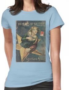 100 Years of Infinite Sadness  Womens Fitted T-Shirt